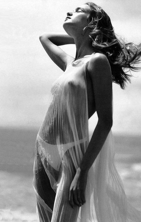 Modern Goddess: Natalia Vodianova by Bruce Weber: