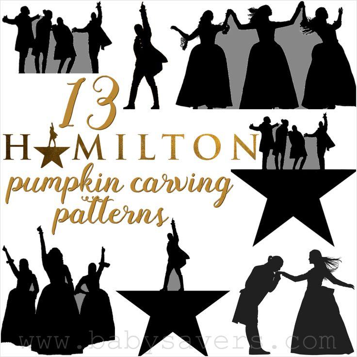 13 Hamilton Pumpkin Carving Patterns And Printable