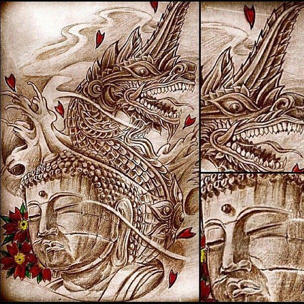 Laotian Writing Tattoos Laos Tattoo Sketch by ...