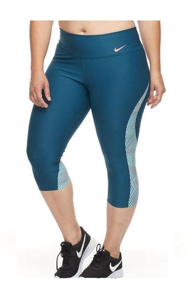 41b13567d5 Details about Women's Plus Size Nike Dri-Fit Power Tight Fit ...