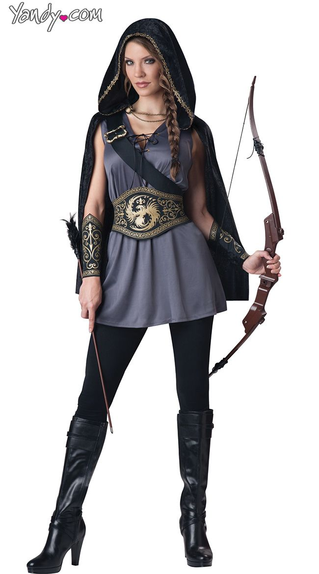 Woodland Huntress Costume. Guys, I found my Halloween costume.