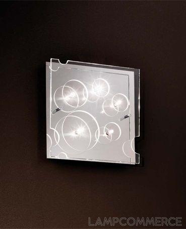 De Majo #Cheese wall lamp Design Oriano Favaretto