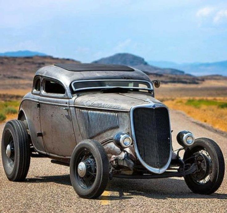 233 best 33/34 Fords images on Pinterest | Rat rods, Street rods and ...