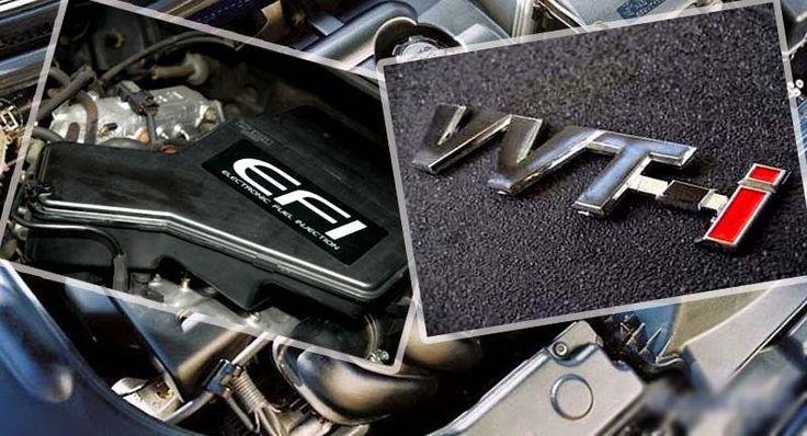 Penjelasan Lengkap Tentang Perbedaan Mobil VVT-i dan EFI - http://www.wartasaranamedia.com/perbedaan-mobil-vvt-i-dan-efi.html