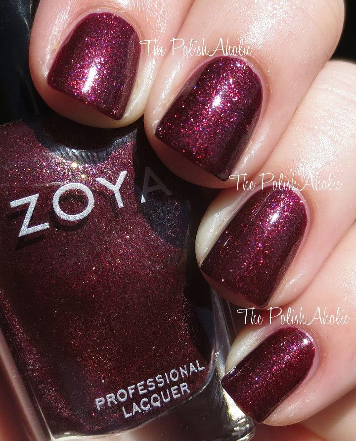 16 Best Zoya-Reds Images On Pinterest
