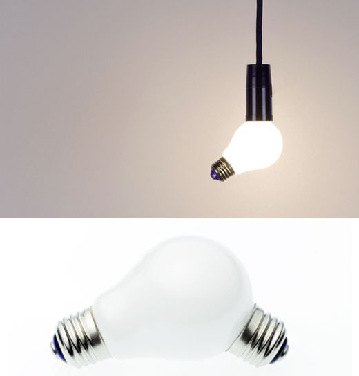 Bizarre And Unusual Product Designs The Light Bulb Lamp It Actually Looks Like A Siamese Twin