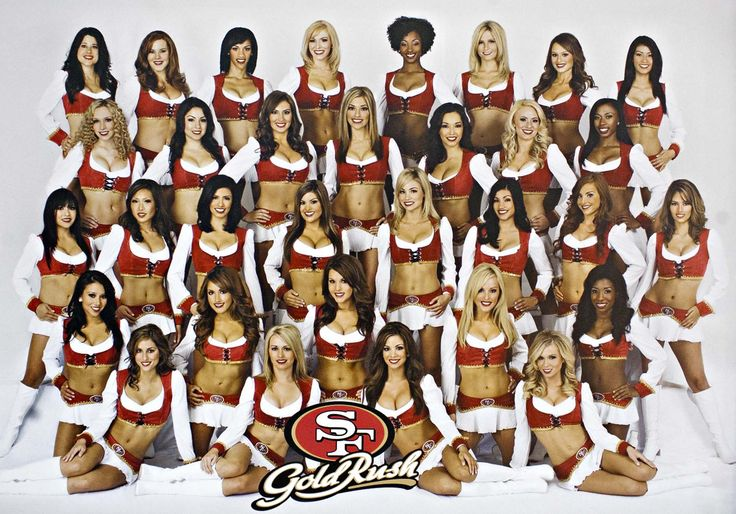 49ers cheers