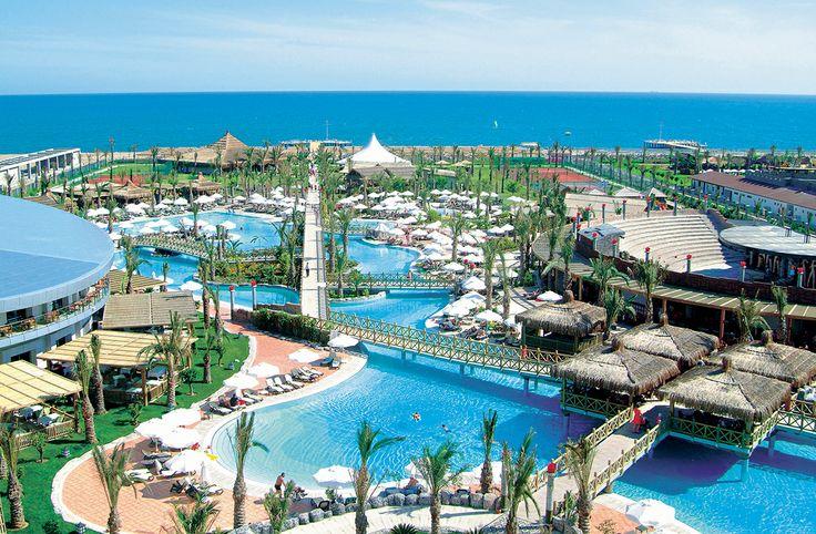 Hôtel Royal Wings *****, Riviera Turque, Antalya http://bit.ly/HotelRoyalWings