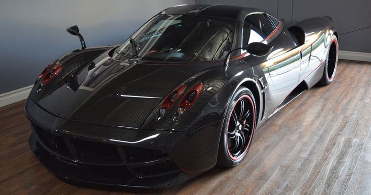 Pagani Huayra With Gorgeous Exposed Carbon Finish Costs As Much As A McLaren P1 #Galleries #Pagani