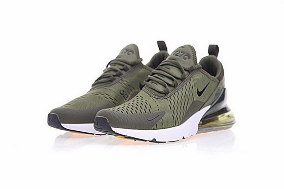 separation shoes b366d dcbef Spring Summer 2018 Buy Nike Air Max 270 Army Green Ah8050 300 Sneaker