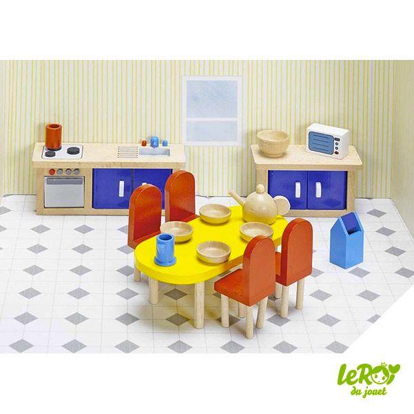 les 25 meilleures id es de la cat gorie cuisine playmobil sur pinterest la maison playmobil. Black Bedroom Furniture Sets. Home Design Ideas