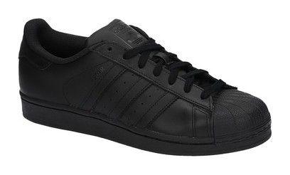 Adidas SUPERSTAR FOUNDATIO zwarte lage sneakers