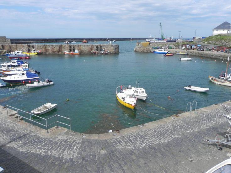 Alderney Harbour