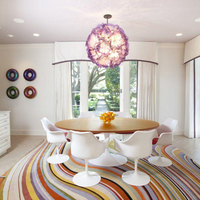 Die besten 25+ Bunte Teppiche Ideen auf Pinterest Teppich für - designer teppiche moderne einrichtung