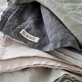 Linen napkins tell me more