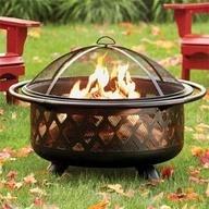 Backyard Fire Pit \  Fire Pit -- Orvis
