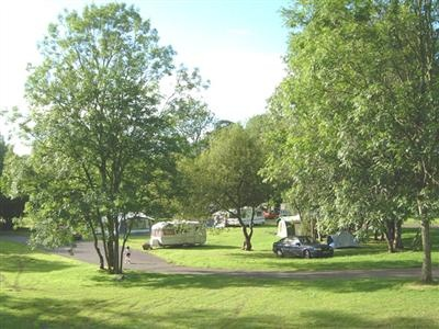Castle Archdale Caravan Park, Killadeas, County Fermanagh, Northern Ireland