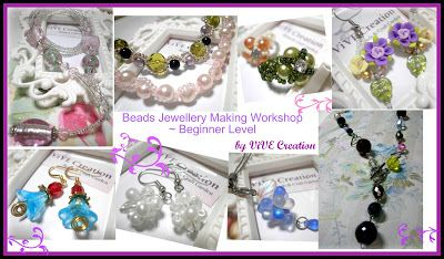 ViVE Beads Singapore Online Beading Supplies, Beads & Polymer Clay Workshop