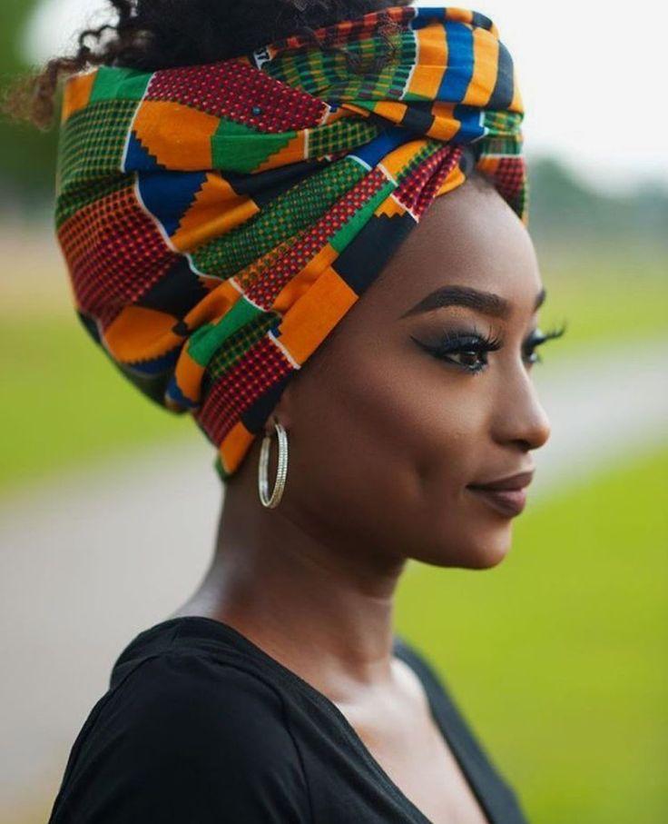 Африканская девушка картинка