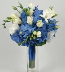 букет невесты синий - Google Search