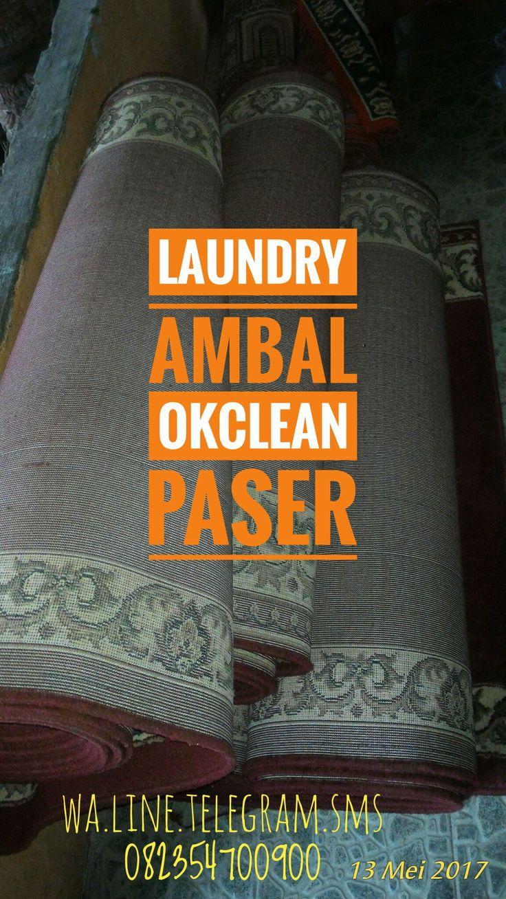 📣Minat laundry Ambal,sofa & springbed.📣 ☎Kontak Kami 082354700900  📲WA/Line/Telegram/SMS 📩Atau inbox 💯%Garansi Bau Apek kita cuci kembali🌞 🆓Jemput Antar🚚 #iklanpaser #laundrypaser