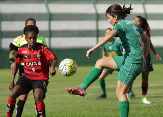 Blog Esportivo do Suíço:  Vitória é goleado pelo Rio Preto e está rebaixado para a segunda divisão do Brasileirão Feminino