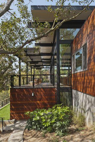 Good Broom Way Residence. Haus Auf StelzenSommerhaus IdeenPfosten Und Balken Zeitgenössische ArchitekturStrahlenArchitekten