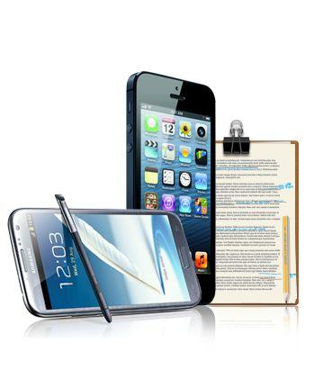 Mobiltelefoni från Telenor