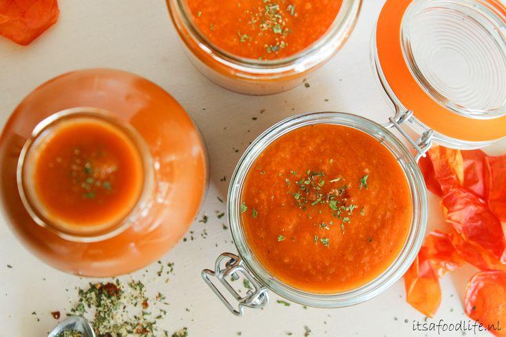 De allerlekkerste zelfgemaakte tomatensaus