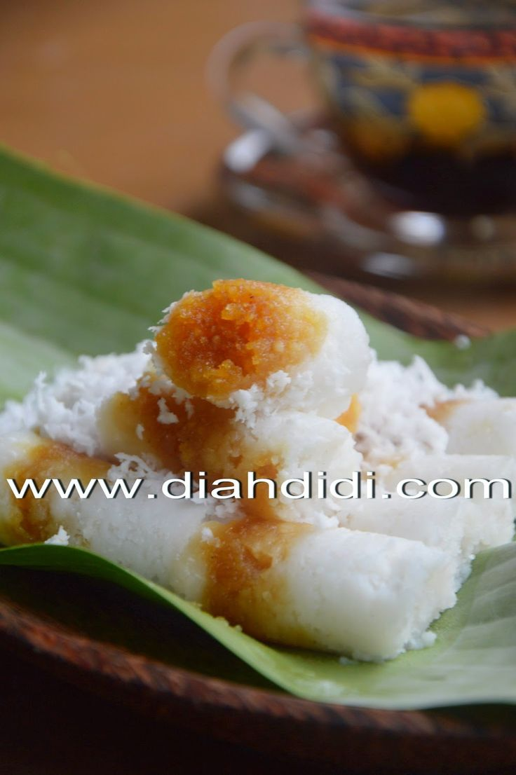 Diah Didi's Kitchen: Putu Bambu