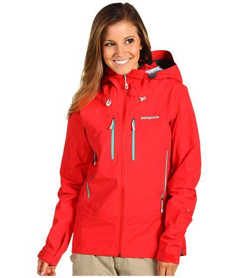 Patagonia Triolet Jacket Maraschino
