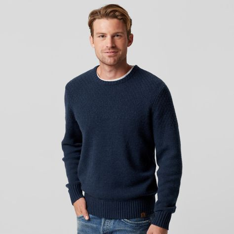 Shop Timberland for Simms River men's sweaters: Winter sweaters keep you warm in style.