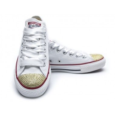 Converse Crystal Gold