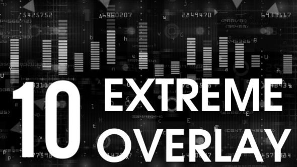Extreme Overlays Pack