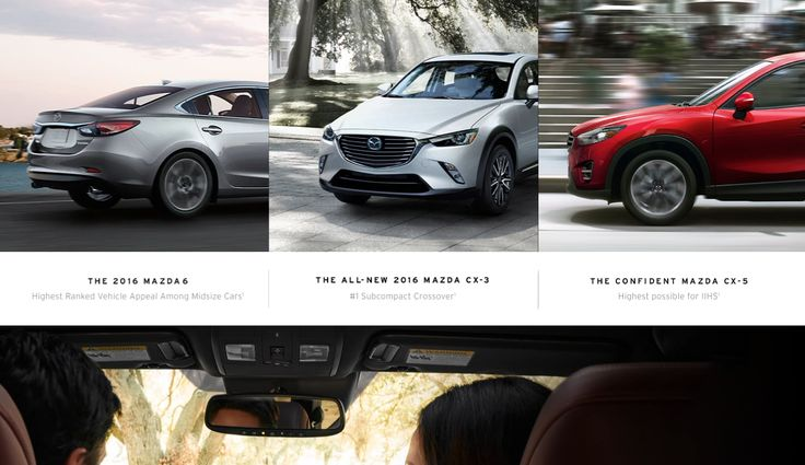 Mazda USA site relaunch. Executive Design Director: Design and brand strategy direction and oversight. Made at Mirum San Diego. #sitedesign, #interactivedesign, #branding, #website, #responsive, #campaign, #visualdesign, #mazda, #mirum, #video