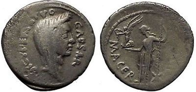 JULIUS CAESAR Ancient Silver Roman Coins & Coins Related for Sale on eBay by Expert http://ift.tt/1PAMTid