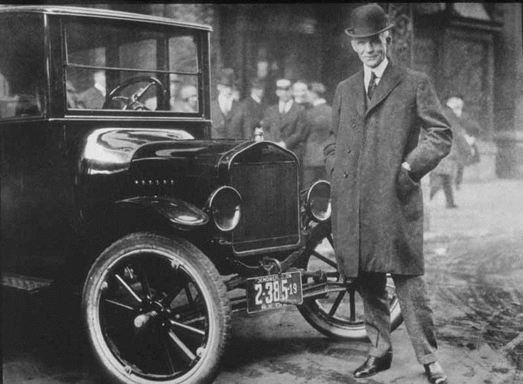 Henry Ford was born on July 30, 1863.