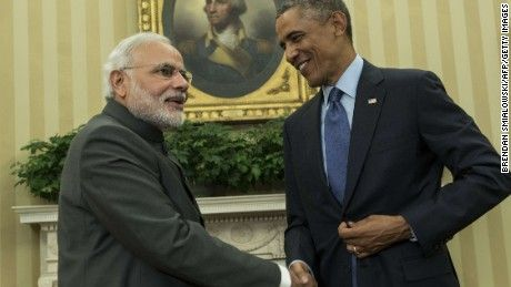 This year, President Barack Obama will see India's Republic Day festivities firsthand. He's the 1st U.S. leader India has invited to be the guest of honor.