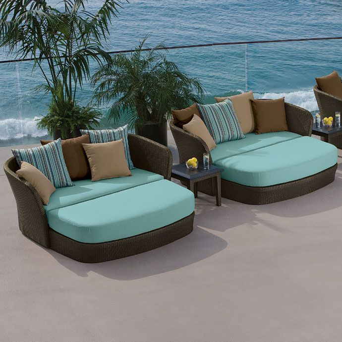 Sleek And Urban, Tropitone Contemporary Outdoor Patio Furniture Designs  Satisfy Your Desire For Modern Style Without Sacrificing The Pure Comfort  Of Outdoor ...