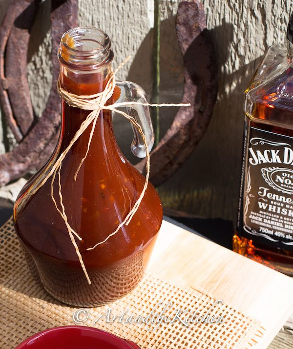 ArtandtheKitchen: The best you've ever tasted Homemade Jack Daniel's BBQ Sauce
