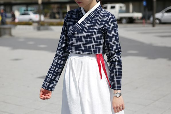 Korean Designer Modernizes Hanbok Into Casual Outfits | KoreAm Journal