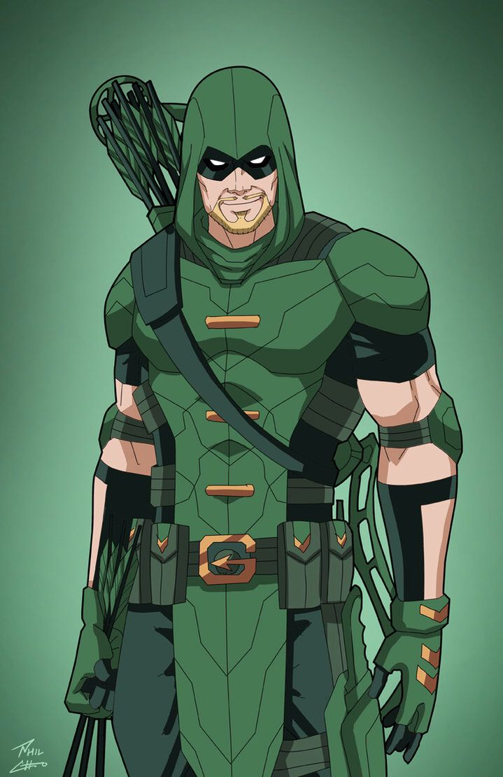 Green Arrow.