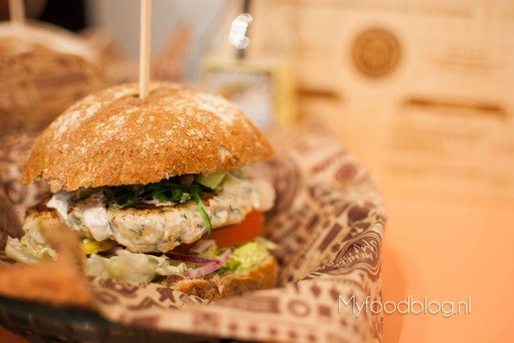 Meneer Smakers, Utrecht // de beste hamburgerbar van Utrecht