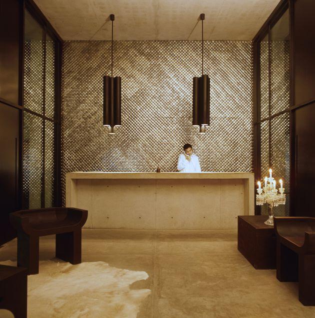 219 best hotel reception desk images on pinterest hotel for Hotel reception design