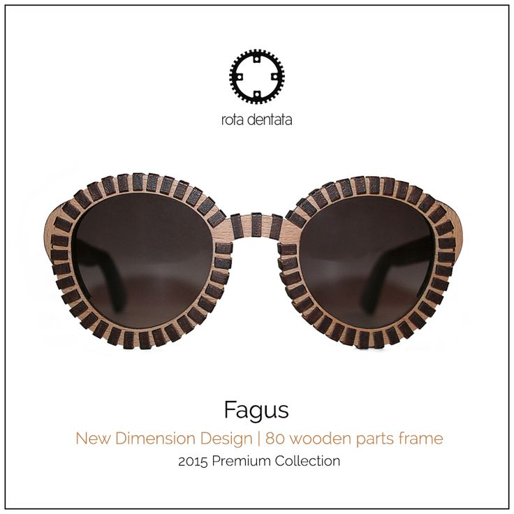 Fagus Wood Eyewear | The Trend of the Year #woodsunglasses #wood #eyewear #trend #fashion