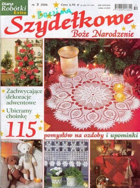 Crochet for Xmas - Szydełkowe Boże Narodzenie - Małgorzata - Picasa Web Albums