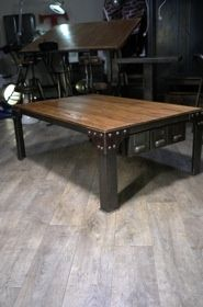 table basse gros rivs - Gaming Tables