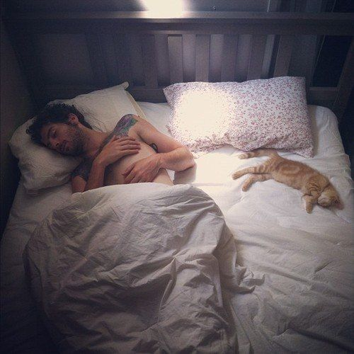Sleeping Sexy Man 39