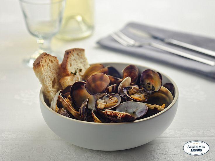 Zuppa di vongole alla napoletana