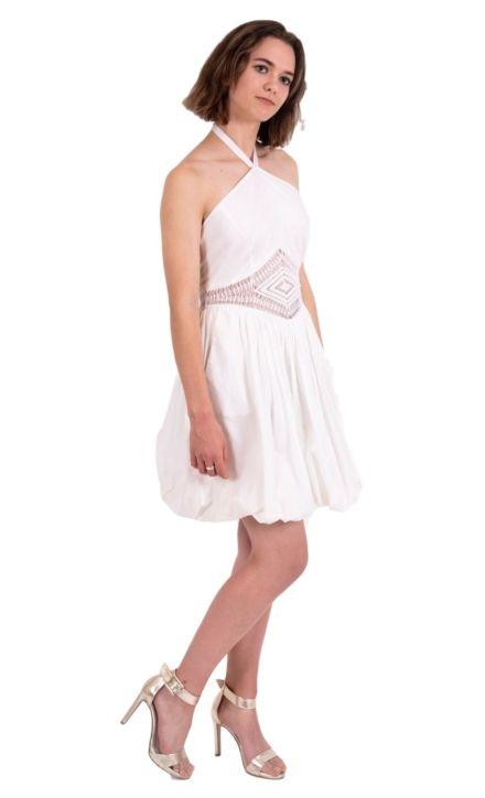 Very Revealing Halter Dresses